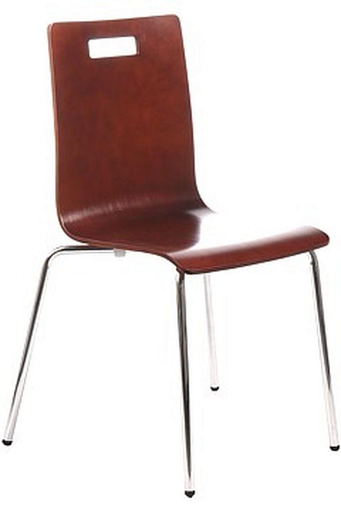 Krzesło konferencyjne EF-TDC132A orzech