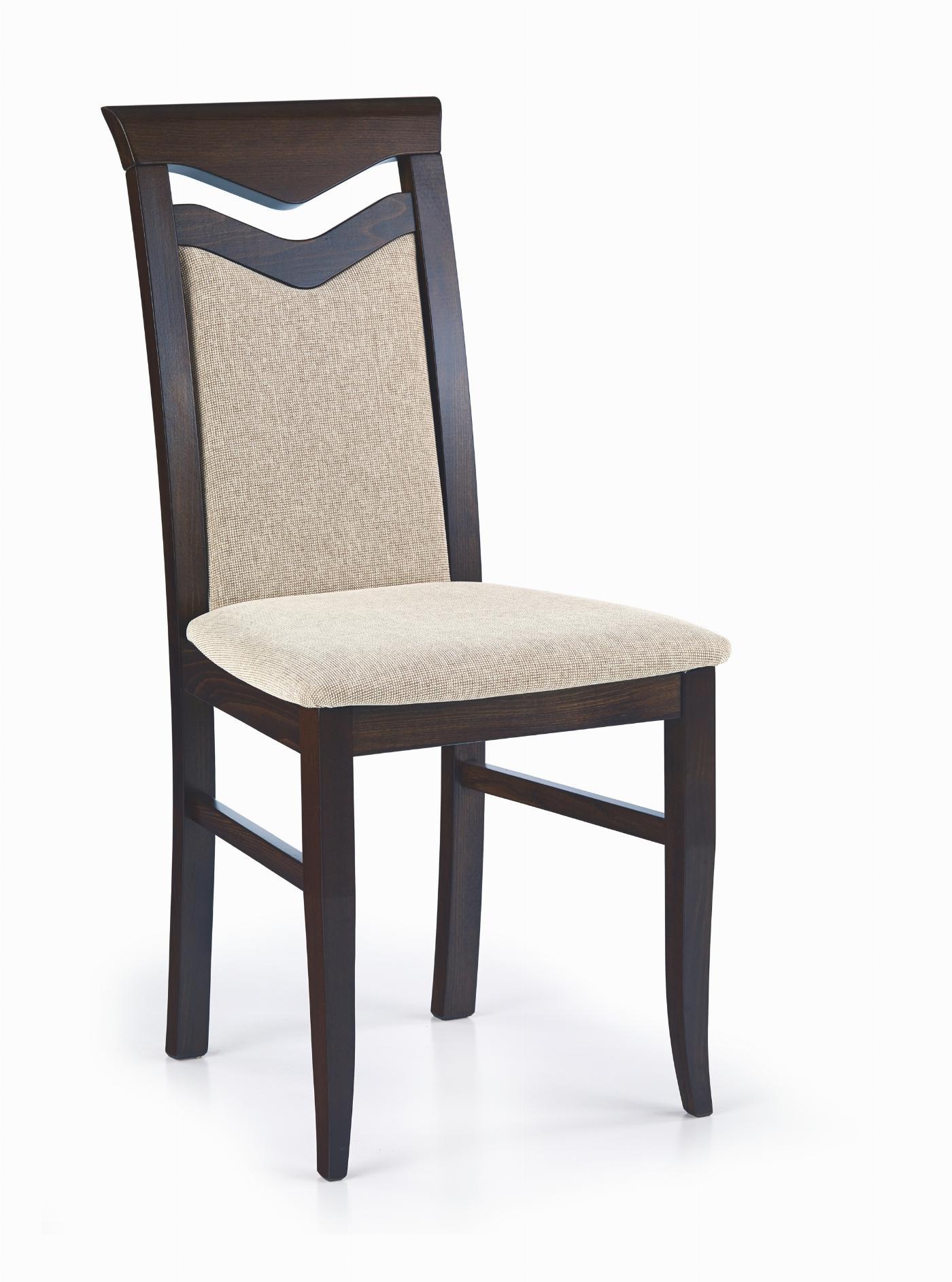 CITRONE krzesło wenge / tap: VILA 2 (1p=2szt)