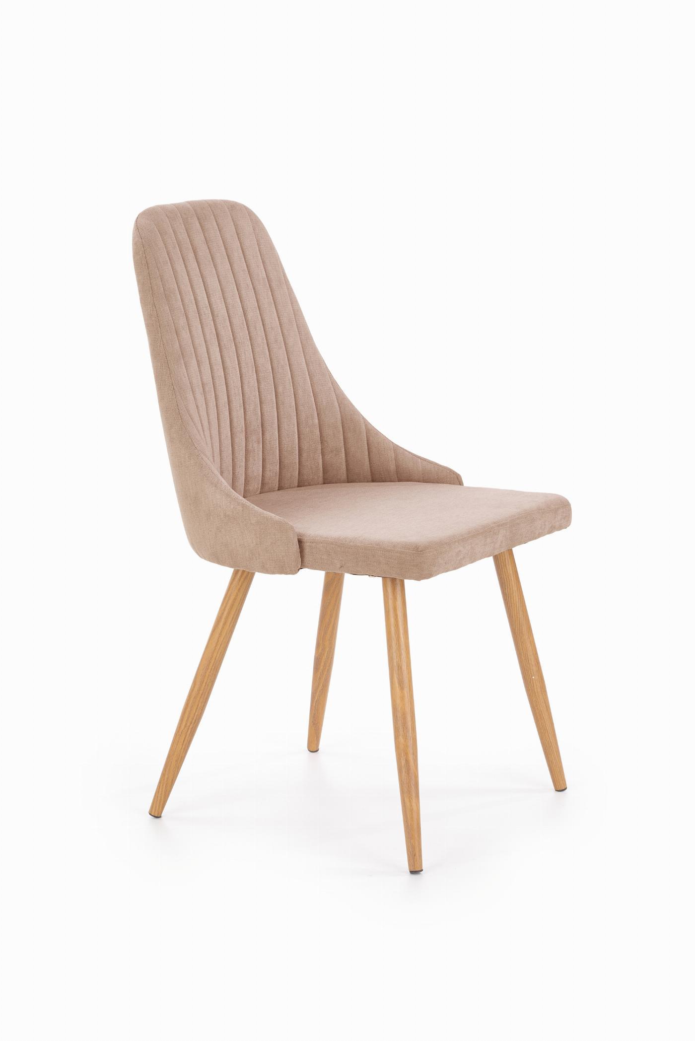 K285 krzesło beżowy