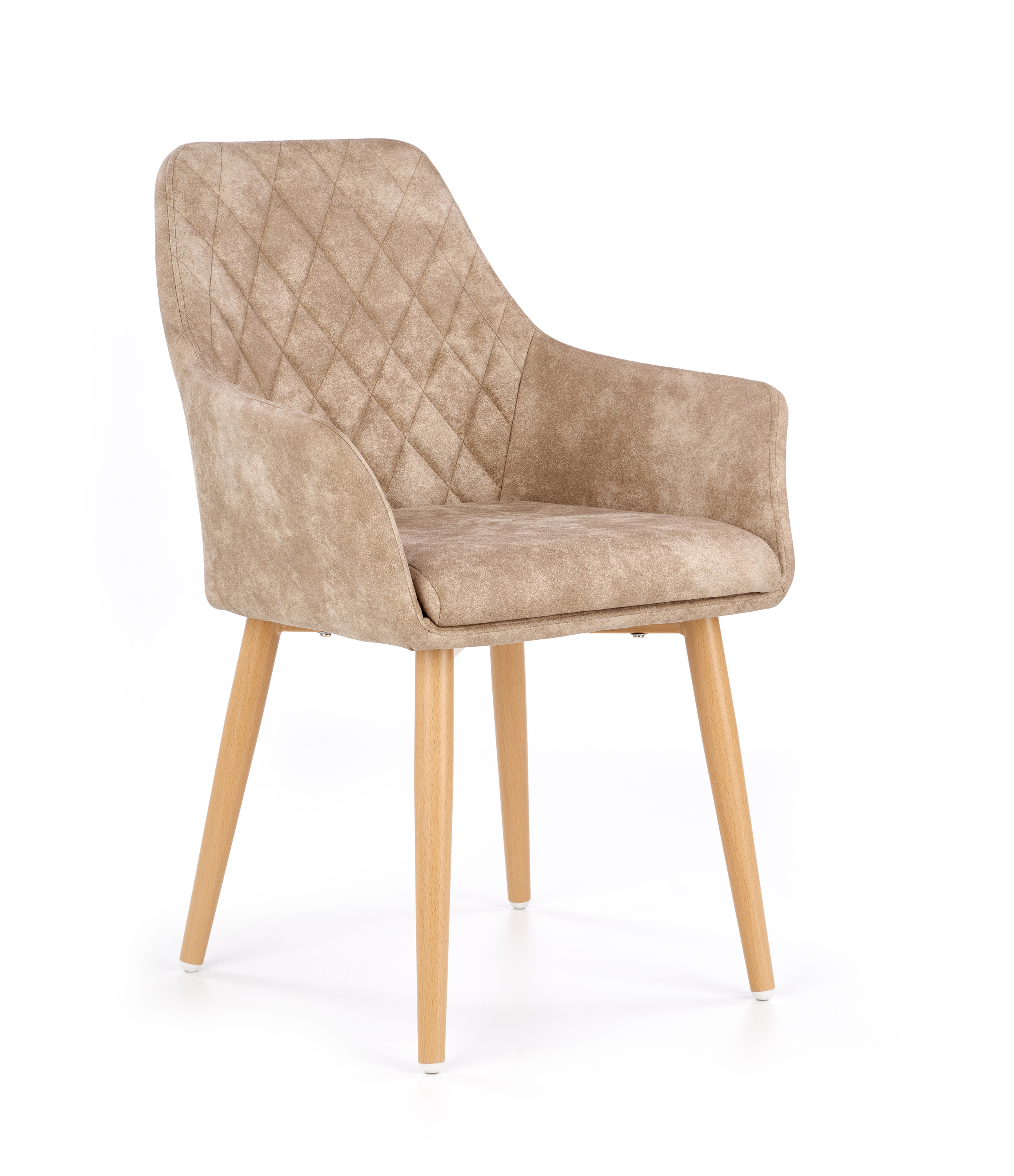 K287 krzesło beżowy