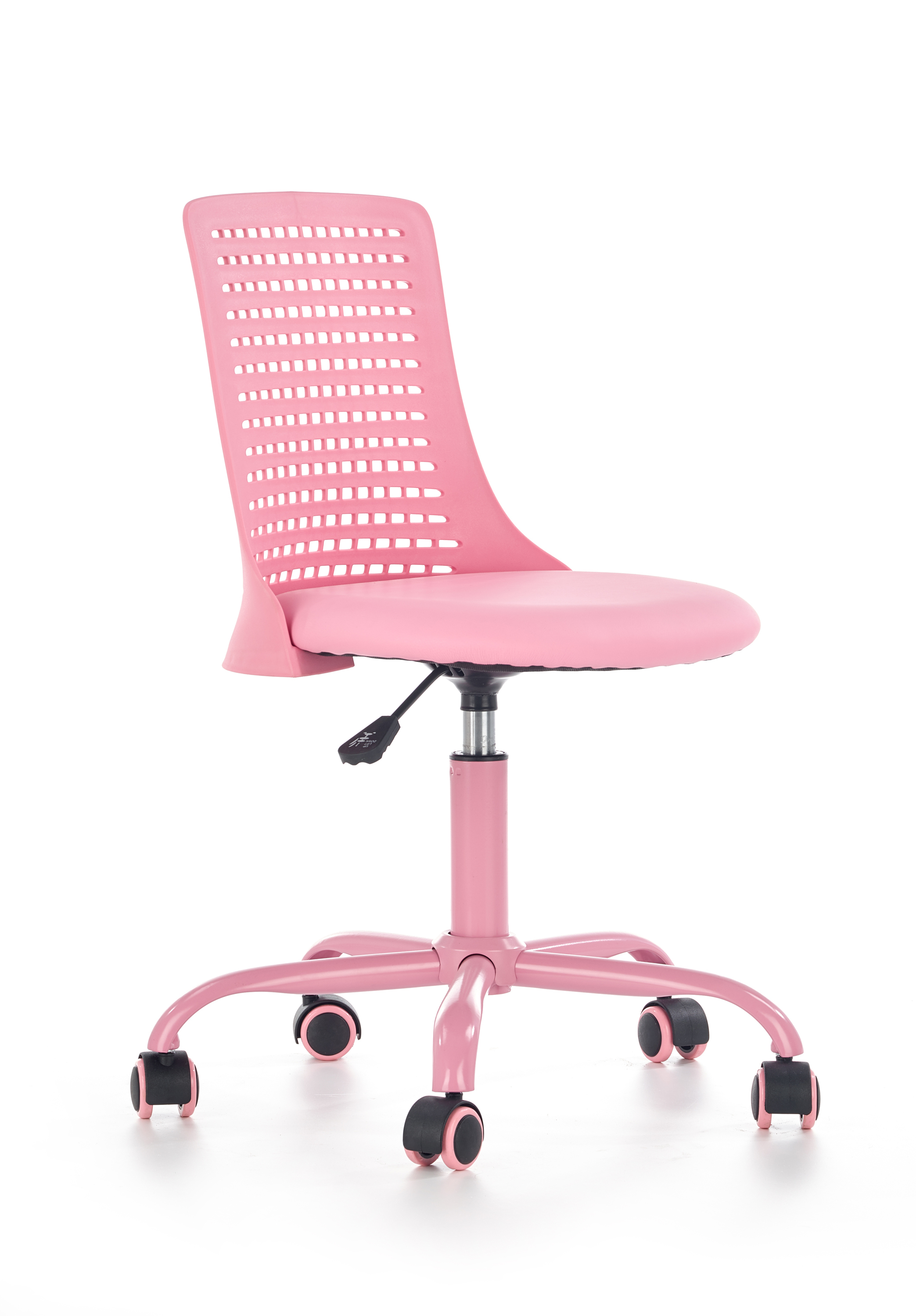 PURE fotel młodzieżowy różowy