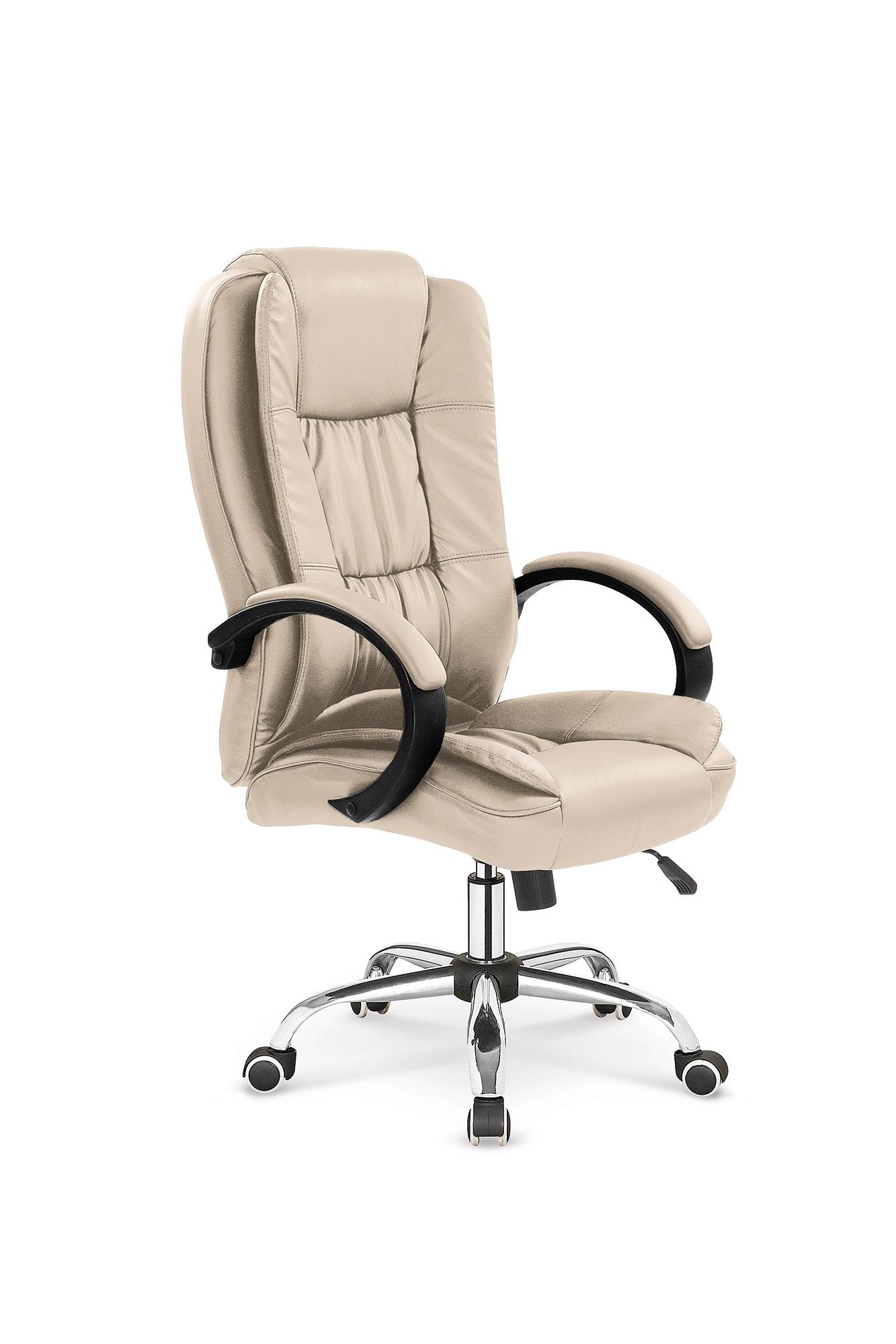 RELAX fotel gabinetowy beżowy