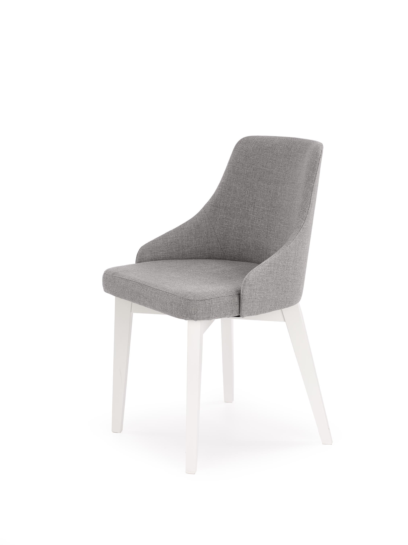 TOLEDO krzesło biały / tap. Inari 91 (1p=1szt)