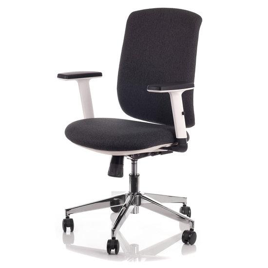 Fotel Biurowy Obrotowy  EF-ZN-605W-26 szary