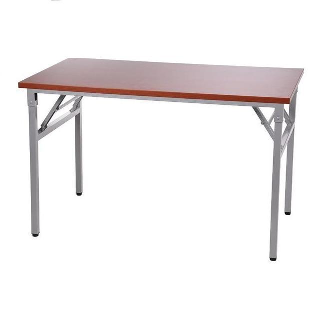 Stelaż składany do stołu i biurka EF-24/A-P - aluminium 116x56 cm