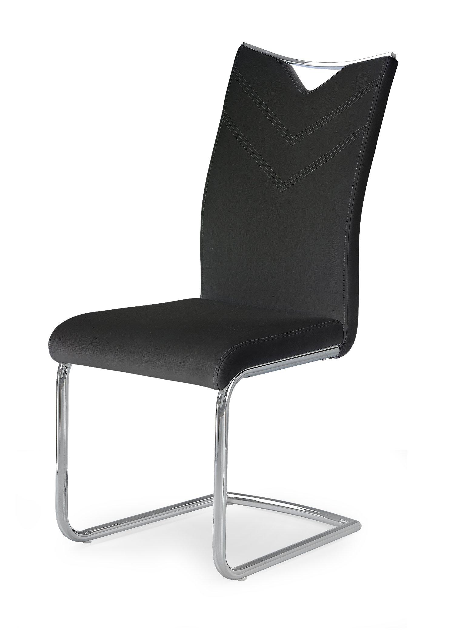 K224 krzesło czarny (1p=4szt) - COPY