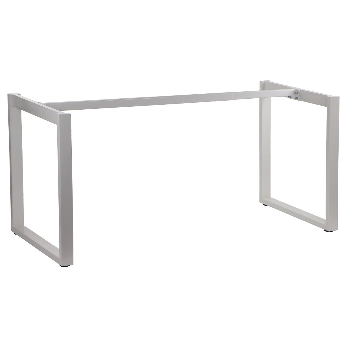 Stelaż skręcany do stołu i biurka EF-NY-131 biały 139,6x79,6 cm