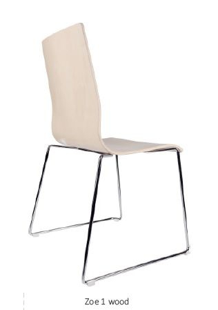 Krzesło konferencyjne ZOE WOOD