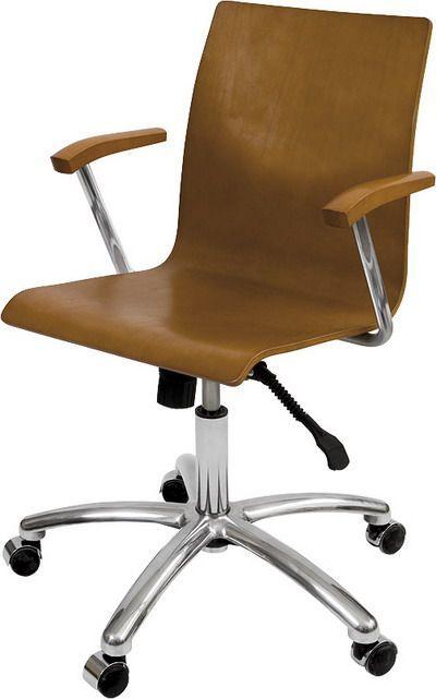 Krzesło konferencyjne Irys Obrotowy B Wood