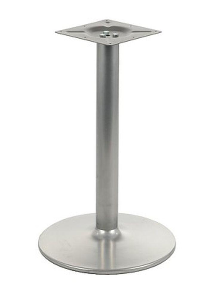 Podstawa do stolika EF-B006 aluminium wysokość 72,5 cm fi 57 cm