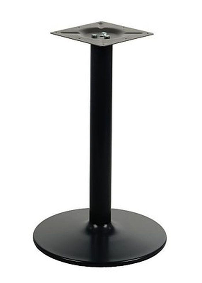 Podstawa do stolika EF-B006 czarna wysokość 72,5 cm fi 57 cm