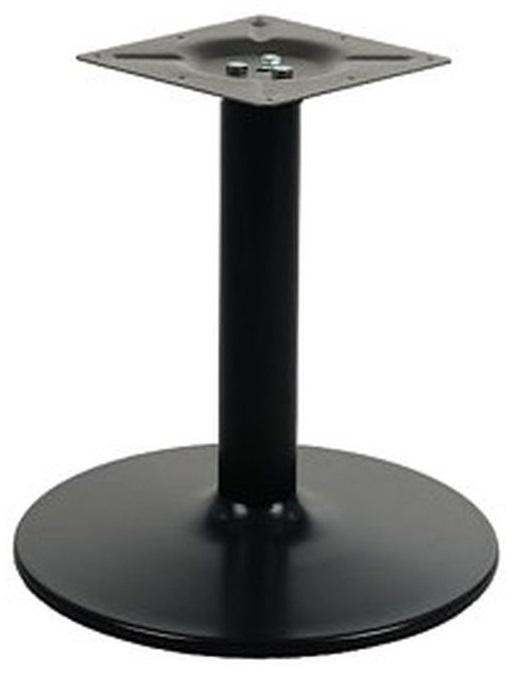 Podstawa do stolika EF-B006 czarny wysokość 57,5 cm fi 46 cm
