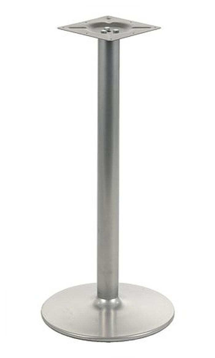 Podstawa do stolika EF-B006 aluminium wysokość 110 cm fi 46 cm