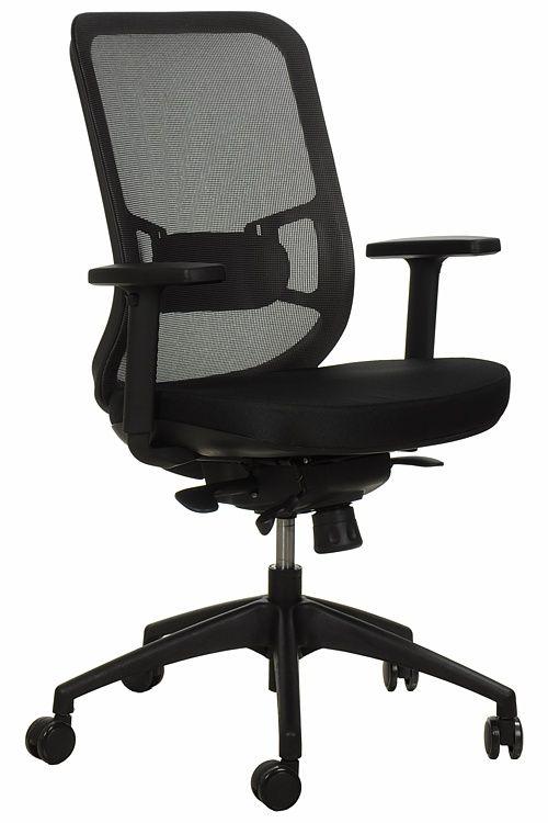 Fotel Biurowy Obrotowy EF-GN310 szary