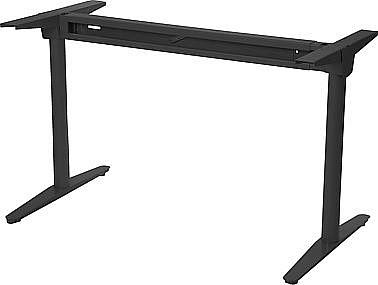 Stelaż skręcany do stołu i biurka EF-WT-102 czarny - regulacja szerokości