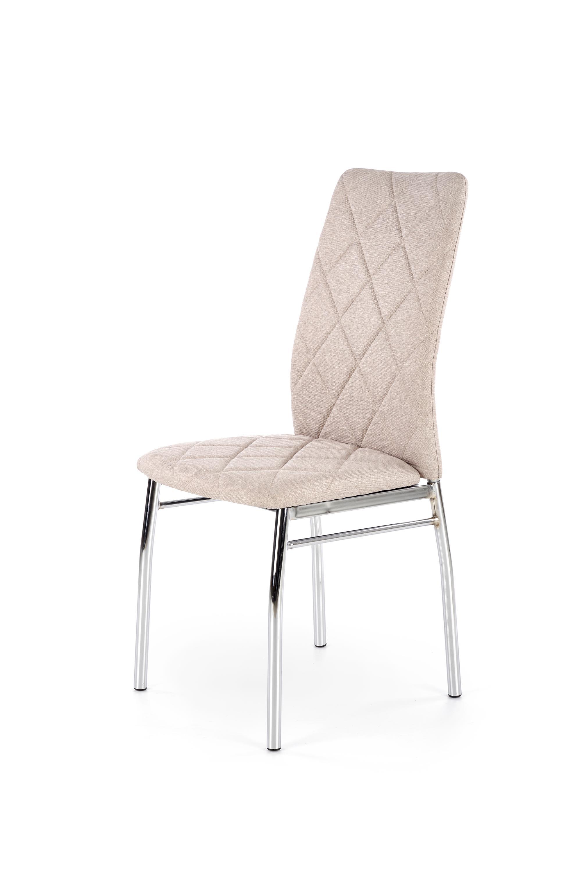 K309 krzesło jasny beżowy (1p=4szt)