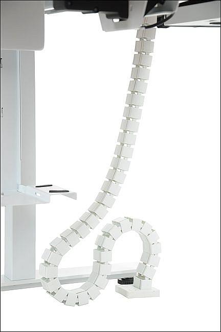 Pionowy kanał kablowy EF-ST-KPI-01 biały