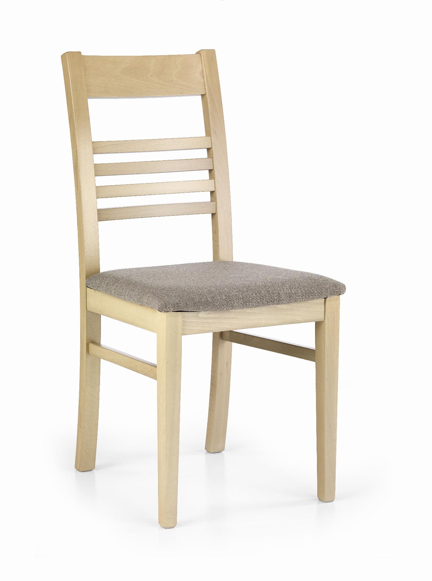 JULIUSZ krzesło dąb sonoma / tap: Inari23 (1p=2szt)