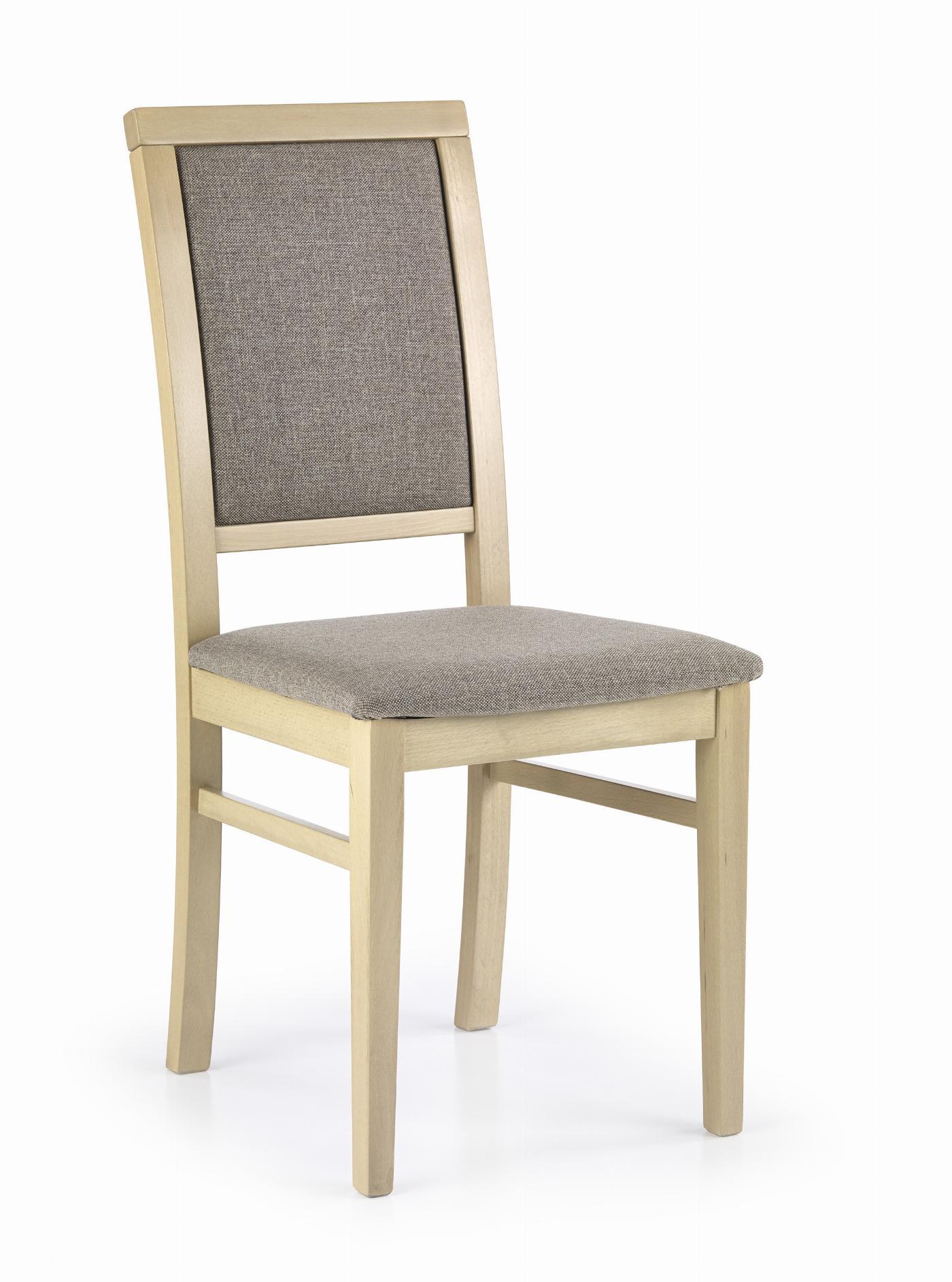 SYLWEK1 krzesło dąb sonoma / tap: Inari 23 (1p=2szt)