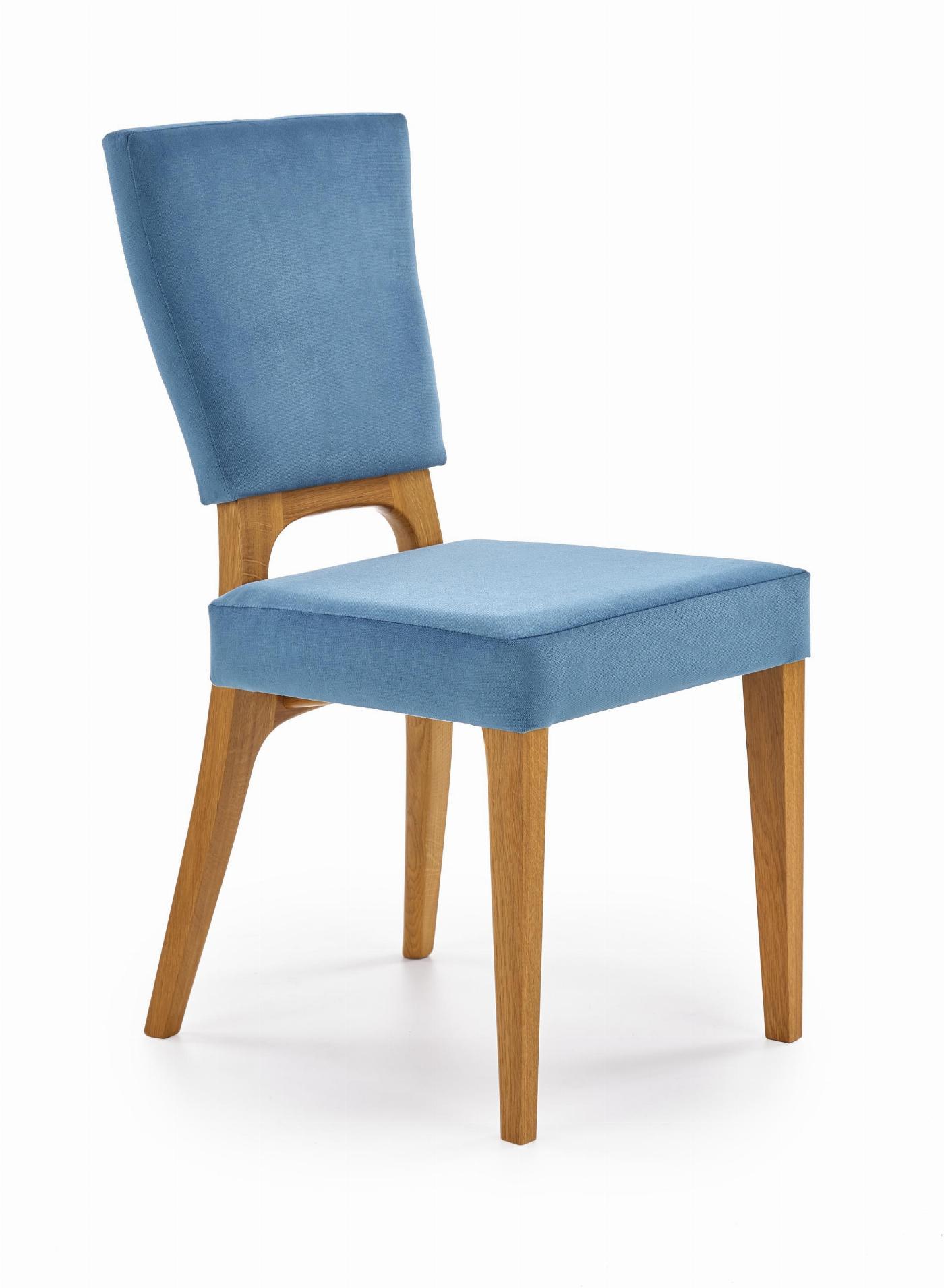 WENANTY krzesło ąb miodowy / morski