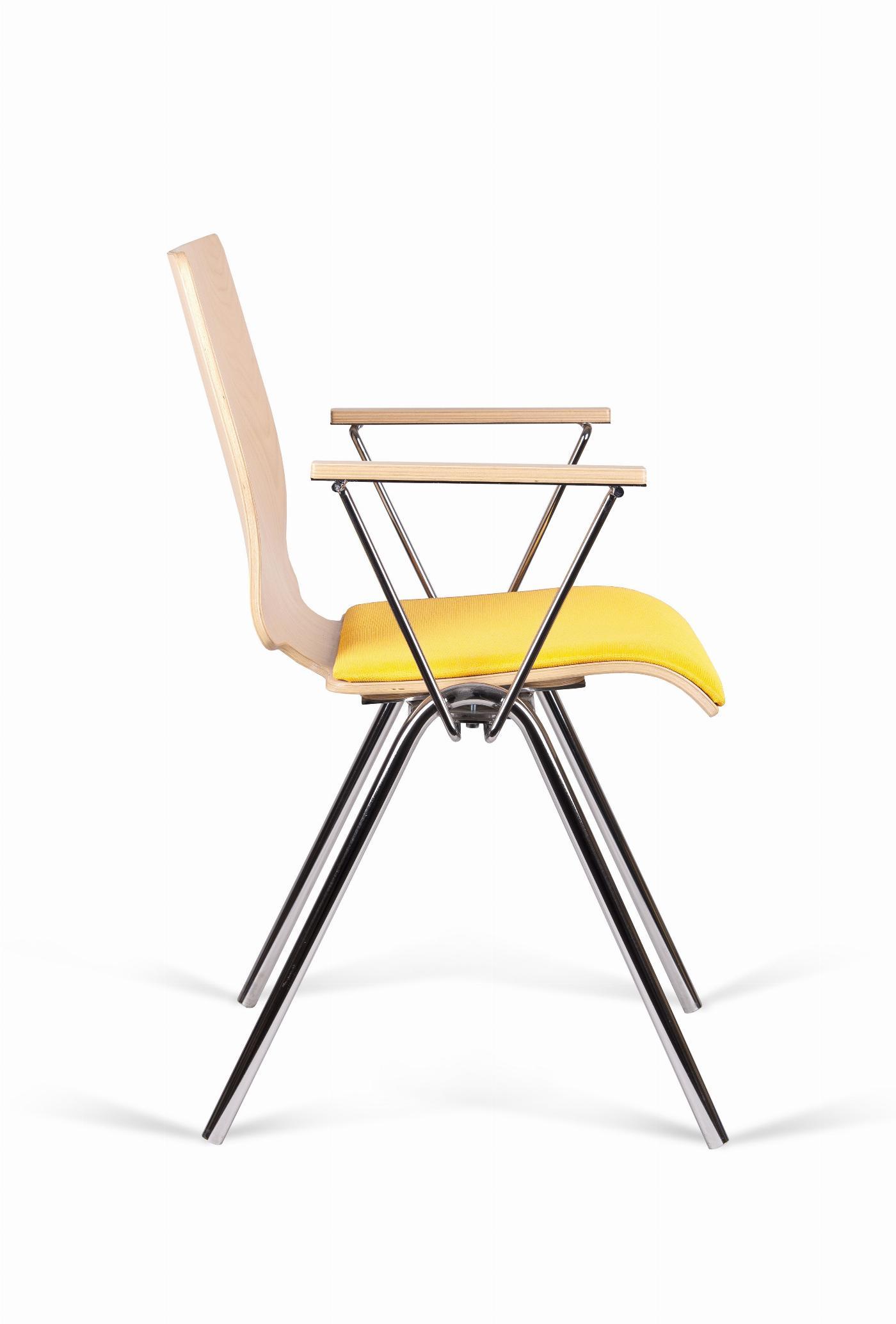 Krzesło konferencyjne Avax B