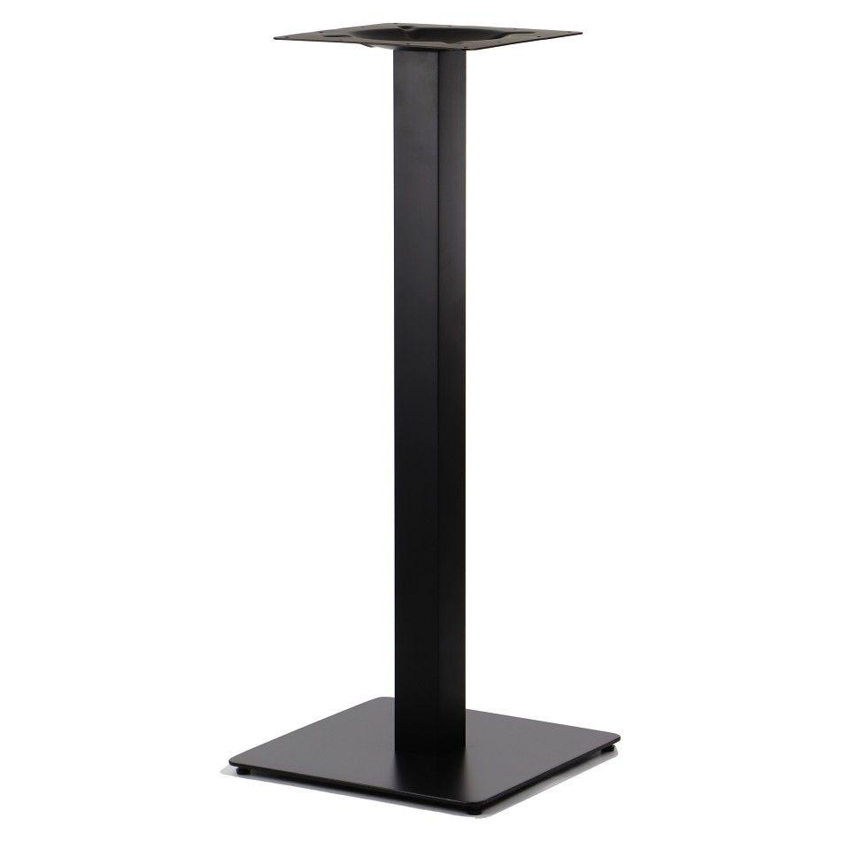 Podstawa do stolika EF-SH-5002-5/H/B - czarna wysokość 111 cm 45x45 cm