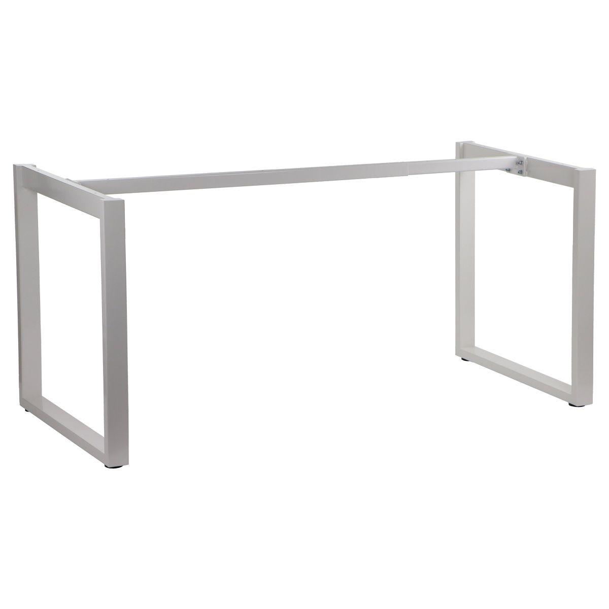 Stelaż skręcany do stołu i biurka EF-NY-131A/70 biały