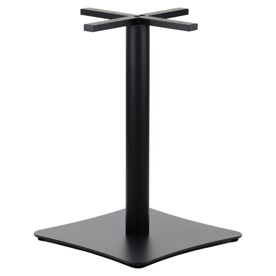 Podstawa do stolika EF-SH-3060-2/B 50x50 cm wys. 72,5 cm