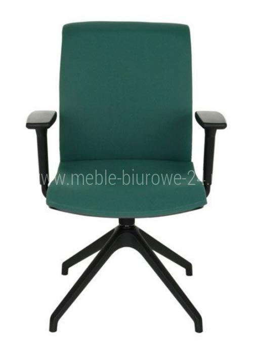 Krzesło konferencyjne obrotowe Level Cross BT R1