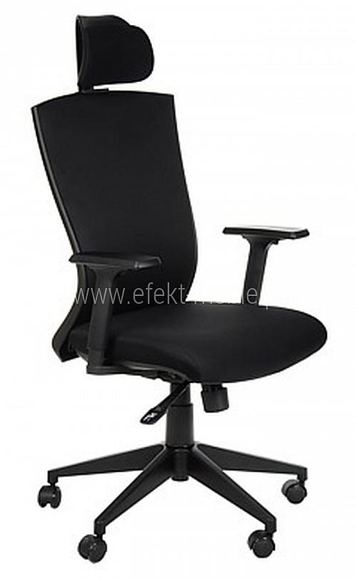 Fotel Biurowy Obrotowy EF-HG0004F czarny