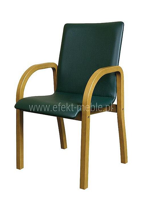 Krzesło konferencyjne Hubert