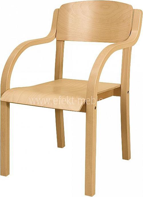Krzesło konferencyjne Odys Wood