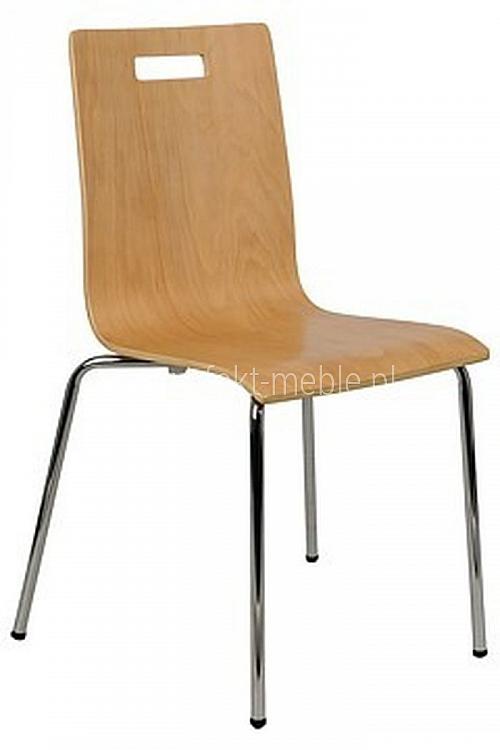 Krzesło konferencyjne EF-TDC132A buk