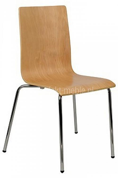 Krzesło konferencyjne EF-TDC132B buk