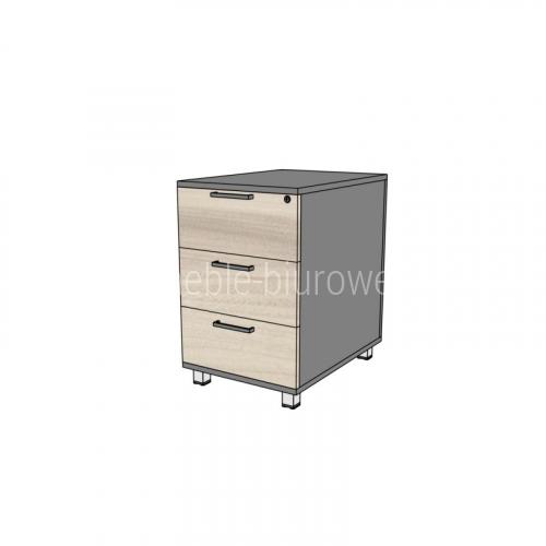 Kontener dostawny K03 - 3 szuflady
