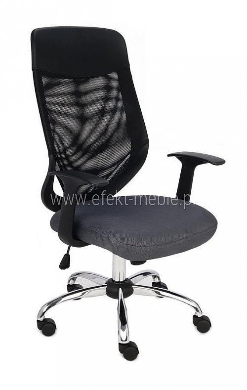 Krzesło obrotowe OPTIMAL szary