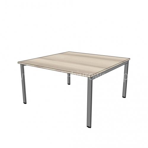 Stół EVB16 szer. 140 cm - stelaż otwarty