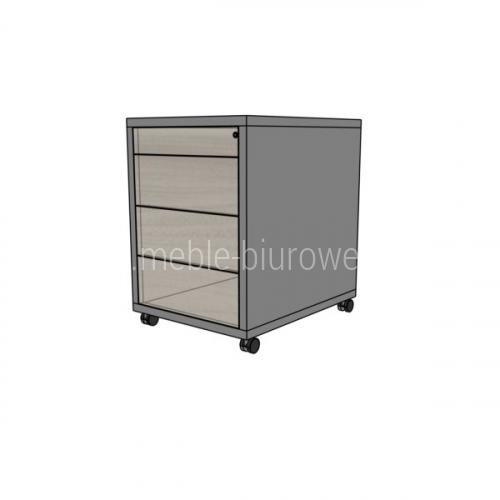 """Kontener  EVK 14-system """"push to open"""""""