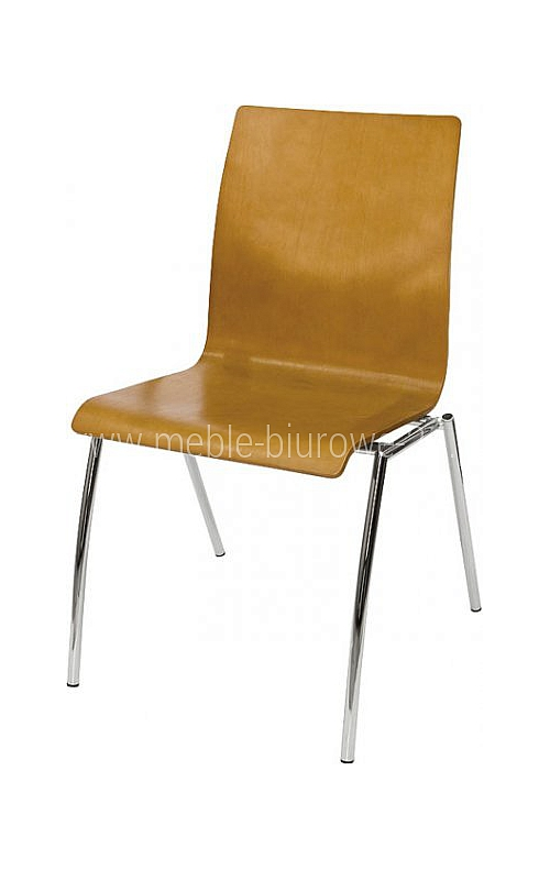 Krzesło konferencyjne Irys A Wood
