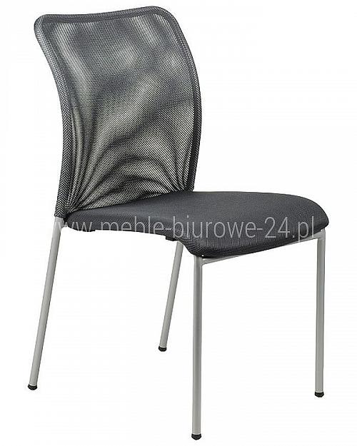 Krzesło EF-HN7502 alu/grafit