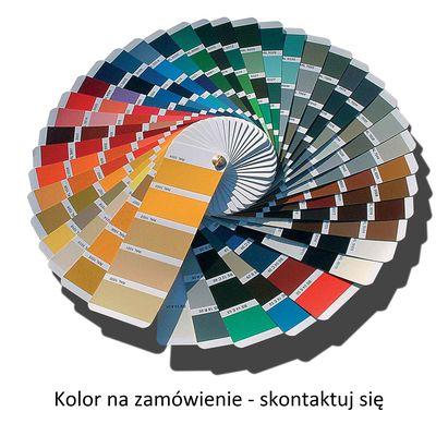 Stół EVS16-18 blat LACOBEL - stelaż otwarty - kolor na zamówienie