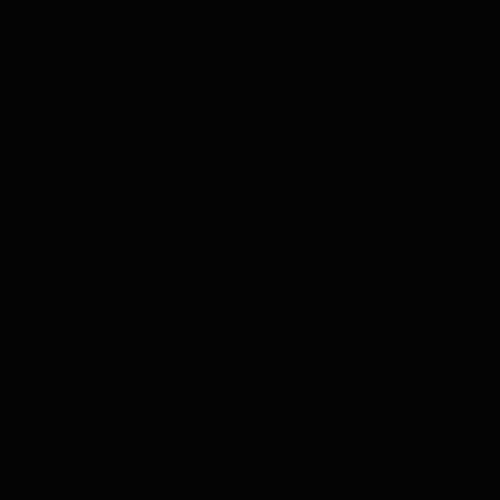 Stół EVS16-18 blat LACOBEL - stelaż otwarty - czarny matowy