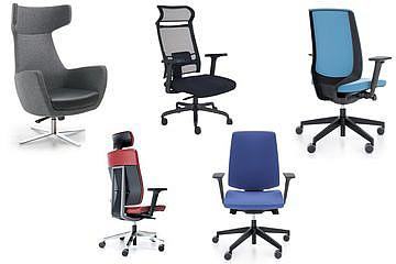 Krzesła Biurowe Obrotowe