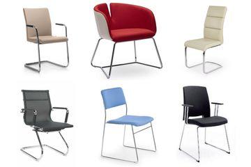 Krzesła na płozie