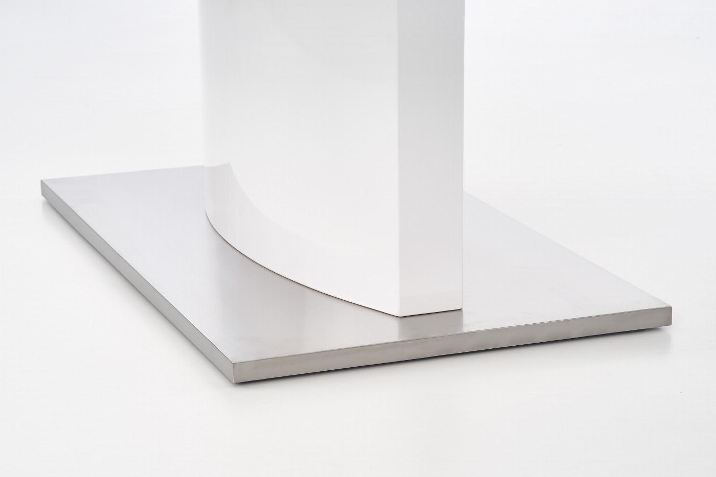 MARCELLO stół rozkładany biały , PRESTIGE LINE (3p=1szt)