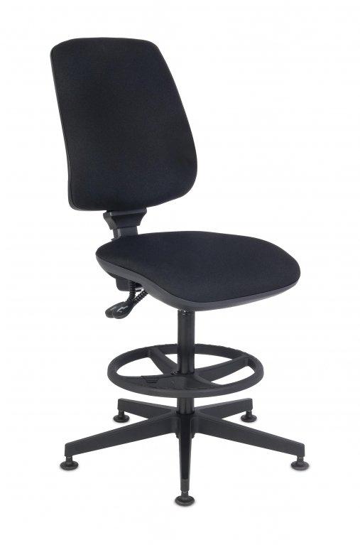Krzesło obrotowe STARTER BP Ring Base wysokie