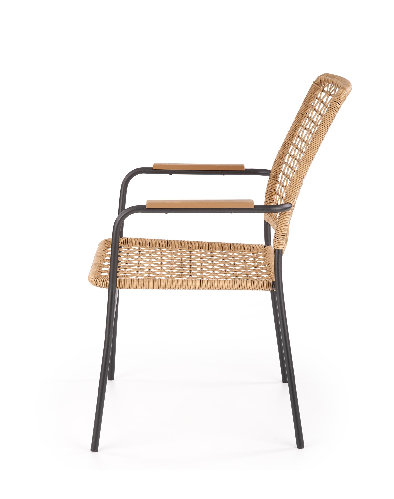 K457 krzesło naturalny