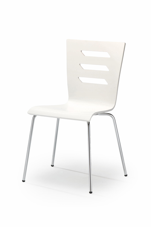 K155 krzesło biały (1p=4szt)