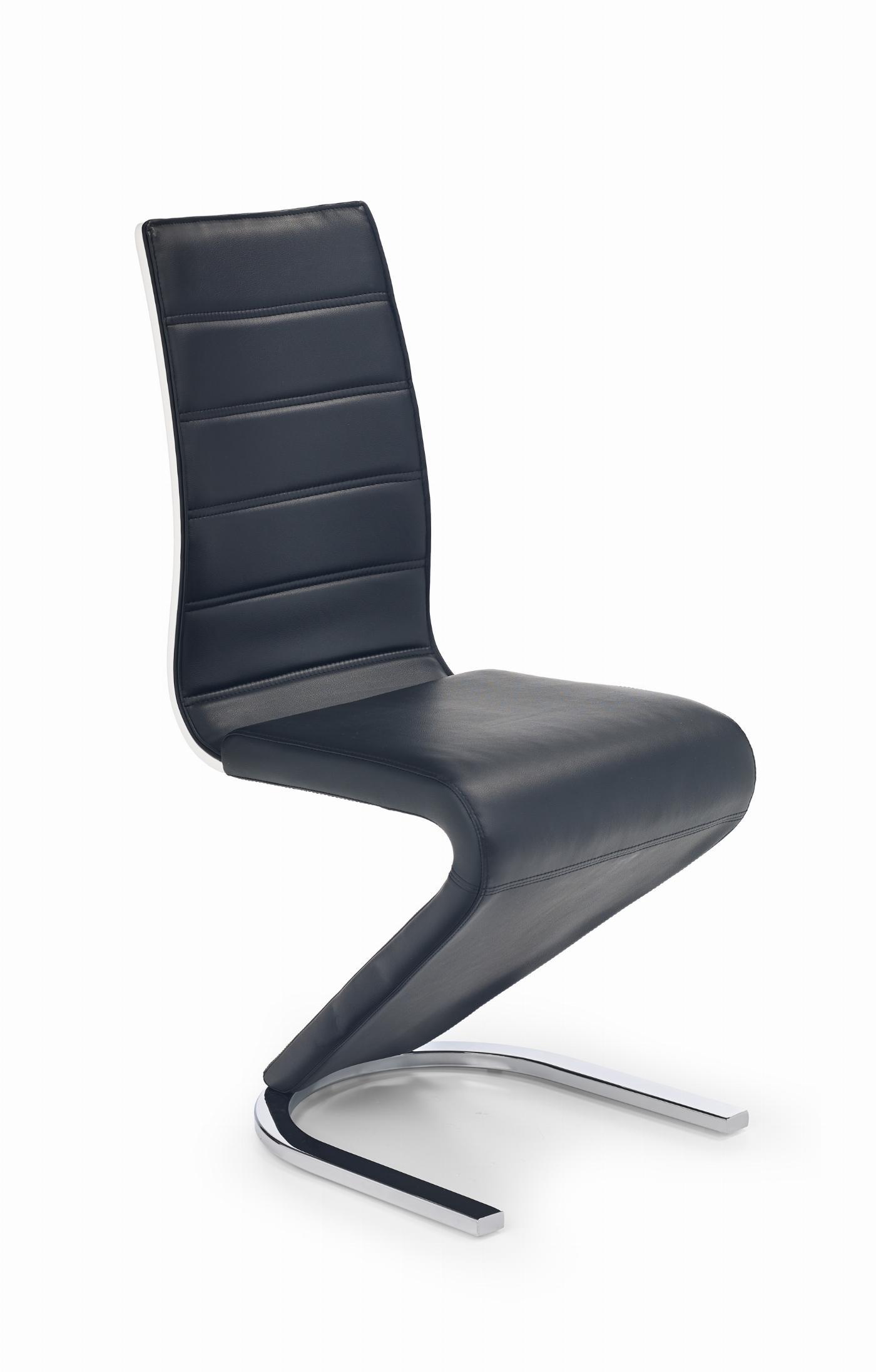 K194 krzesło czarny (1p=2szt)
