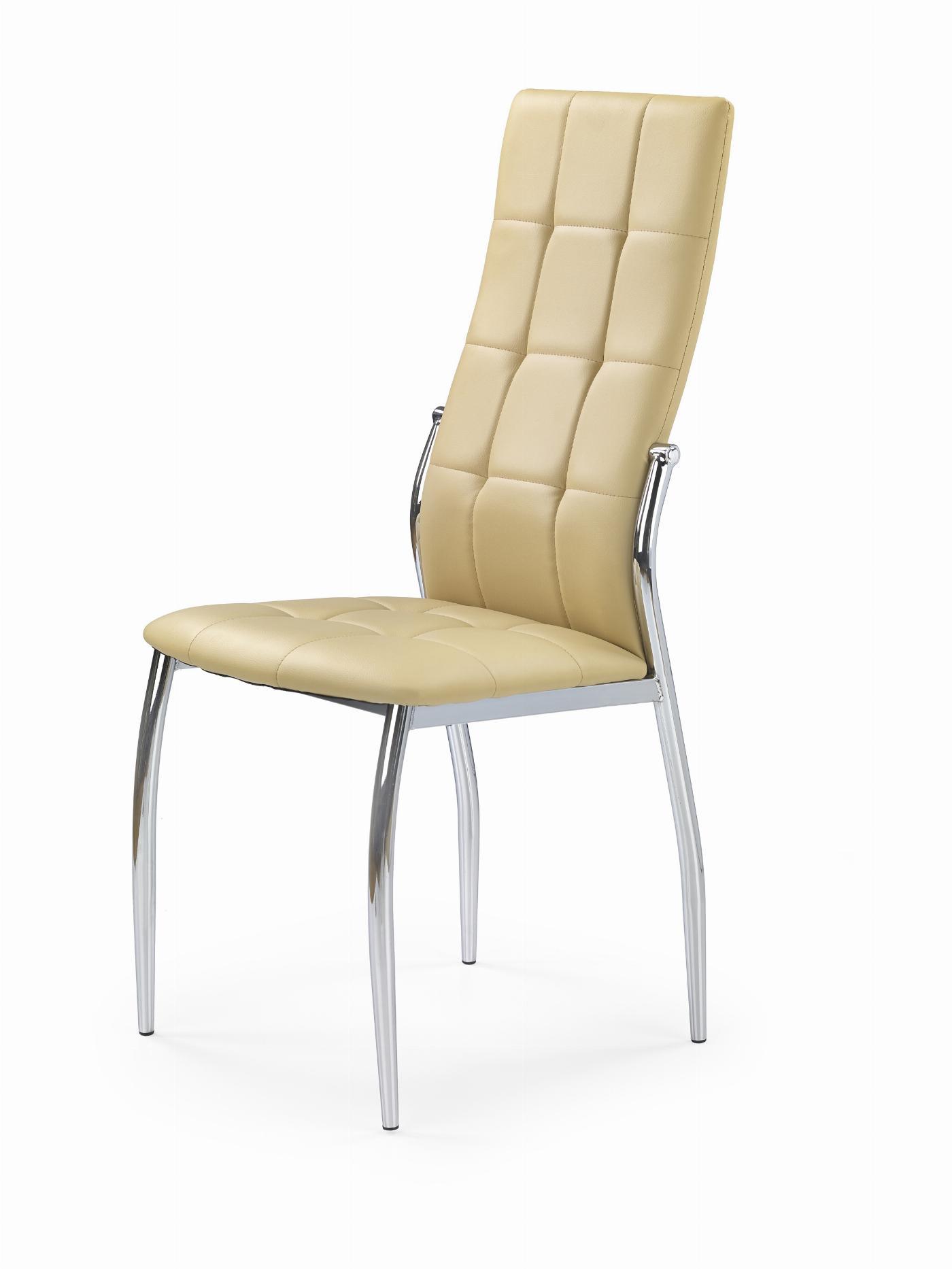 K209 krzesło beżowy (1p=4szt)